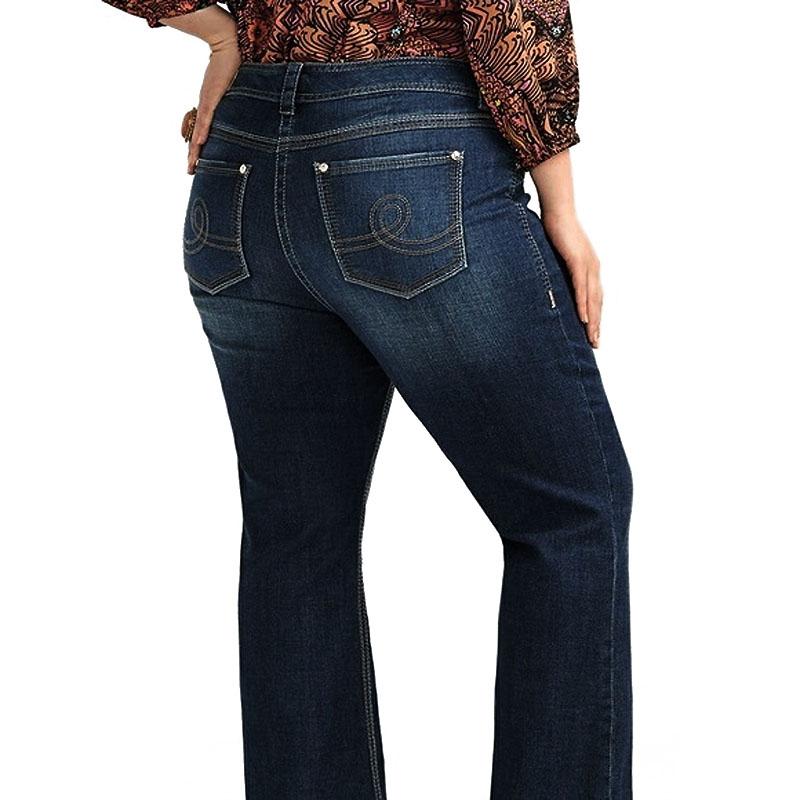 Melissa McCarthy / винтажные женские джинсы больших размеров