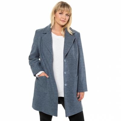ULLA POPKEN / Демисезонное пальто большого размера для женщин