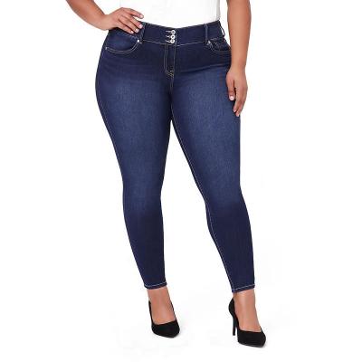 TORRID / коллекция JEGGINGS / джинсы скинни большого размера синие