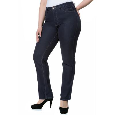 ULLA POPKEN / Прямые женские джинсы очень большого размера
