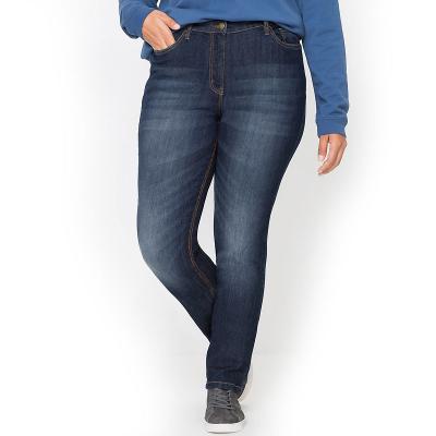 JOHN BANER / Женские джинсы стрейч большого размера