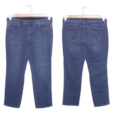 Lincoln Outfitters / Классические джинсы премиум класса большого размера