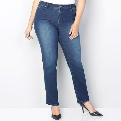 CATHERINES / классические джинсы для полных женщин