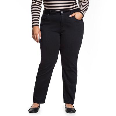 DONNA CLAIRE / классические джинсы для полных женщин