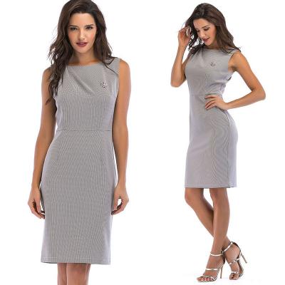 LEFANCY / Элегантное платье миди для офиса