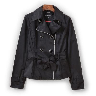 BLACK RIVET / Легкая куртка премиум большого размера
