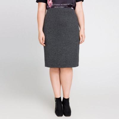 BESTIADONNA / Прямая юбка на молнии