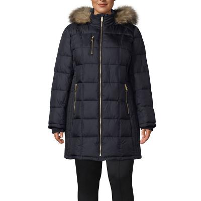 LIZ CLAIBORNE / женский зимний пуховик большого размера премиум
